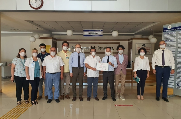 KDH'ye Uluslararası Sağlık Turizmi Yetki Belgesi takdim edildi
