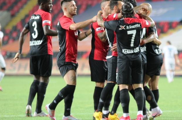 Gaziantep FK'da hedef namağlup unvanını korumak Yeni Malatyaspor ligde kalmak istiyor