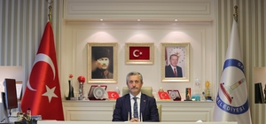 Tahmazoğlu, basın bayramını kutladı