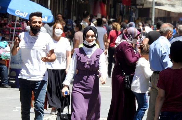 Gaziantep'te yoğunluk artıyor cezalar katlanıyor