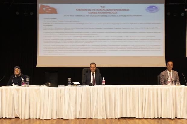 Mersin'de su ve kanalizasyon harcamalarına katılım payı vatandaşa iade edilecek 4 bin 442 aboneyi toplam 4 milyon 840 bin 537 liralık katkı payı geri ödenecek