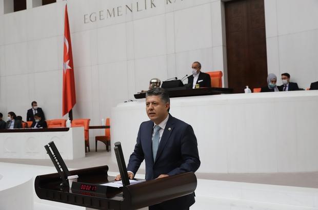 """Somalı maden işçilerinin kıdem ve ihbar tazminatı sorunu çözüldü AK Parti Manisa Milletvekili Mehmet Ali Özkan: """"Soma'daki maden işçilerimizin kıdem ve ihbar tazminatı sorununu çözdük"""""""