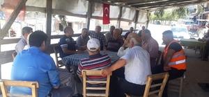 Kozan Belediyesi yaylacıların sorunlarını dinledi