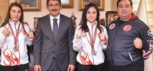 Şehzadeler'in sporcuları 2019'da madalyalara ambargo koydu