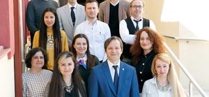 Trakya Üniversitesi koordinatörlüğünde oluşturulan konsorsiyumdan bir ilk