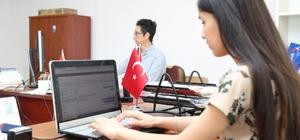 """Trakya Üniversitesi """"Study In Turkey Yök Sanal Fuarı""""na katıldı"""