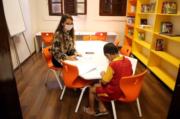 İlkokula başlayacak çocuklara 'Metropolitan okul olgunluğu testi'