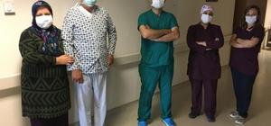 Beyşehir'de ilk kez gerçekleştirilen ameliyatla sağlığına kavuştu