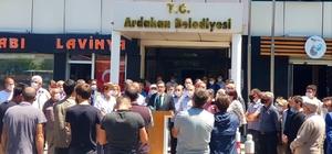 """Başkan Demir: """"Protokol bitmeden aracı göndermeyeceğiz"""""""