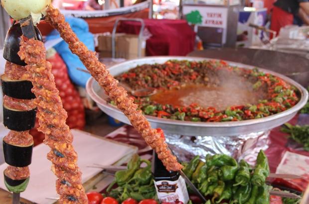 Gaziantep mutfağından lezzetler Samsun'da