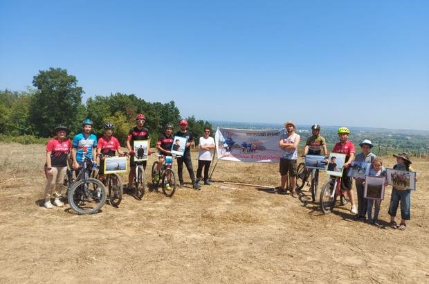 Kazada ölen Nuri Beyazpınar'ın anısına bisikletliler kampı