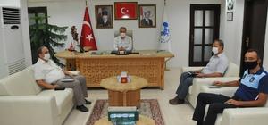Akşehir'de bayram tedbirleri toplantısı