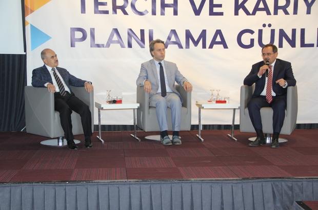 """Samsun'da 'Tercih ve Kariyer Planlama Günleri' başladı Başkan Demir: """"Samsun yükseköğrenim hayatı için Türkiye'nin en elverişli şehirlerinden biri"""""""