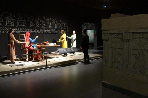 Dünyanın tek Urartu müzesine ziyaretçi ilgisi Van Müzesi Kurban Bayramı'nın 4 gününde de açık olacak