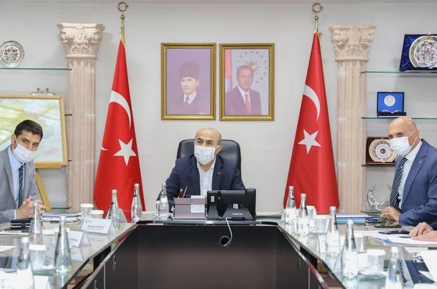 Mardin'de İl İstihdam ve Mesleki Eğitim Kurulu toplantısı yapıldı