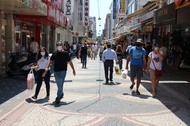 Aydın'da Kurban Bayramı hareketliliği