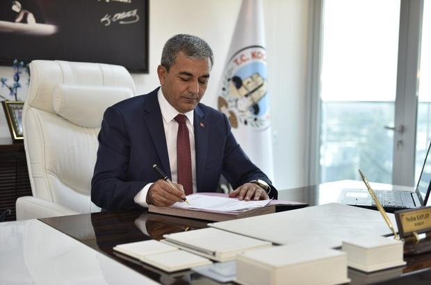 Başkan Kaplan, Kurban Bayramı'nı kutladı