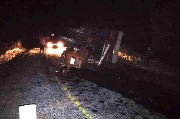 Aydın'da traktör devrildi: 6 yaralı