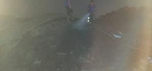 Adana'da kömür deposunda yangın