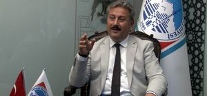 """Başkan Palancıoğlu: """"Pandemi dönemini fırsata çevirdik"""" Melikgazi Belediye Başkanı Mustafa Palancıoğlu: """"Melikgazi Belediyesi tarihinin en yoğun asfaltlama dönemini bu dönem yaptı"""" """"3 noktada kentsel dönüşüm projemiz var"""""""