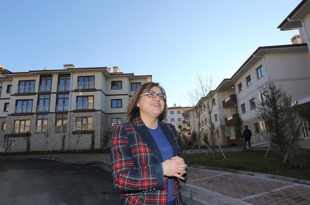 Kuzeyşehir'de yaşam başladı Vatandaşlar oluşan mahalle kültüründen memnun