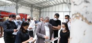 Kazancılar Çarşısı yeni yüzü ile Kayseri'ye yeni bir soluk getirecek