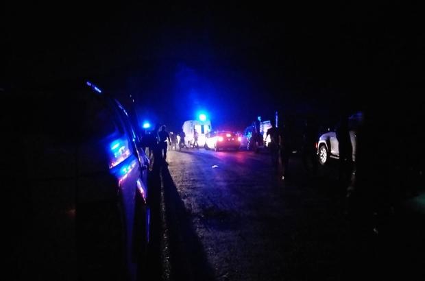 Şırnak'ta trafik kazası: 4 yaralı