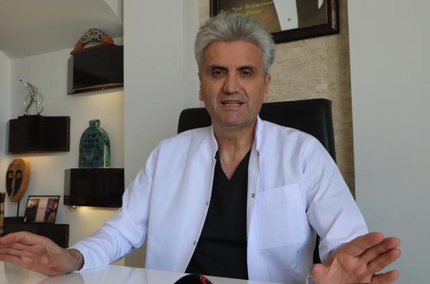 """Dr. Hayati Akbaş: """"Botoks ve dolgu bir tıbbi uygulamadır, güzellik salonlarında olmaz"""" """"Aksi takdirde insan sıfatından çıkma riski ile herkes karşı karşıya olabilir"""""""