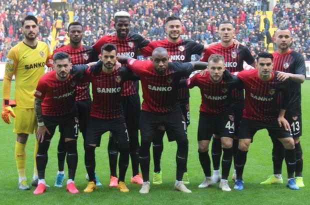 Gaziantep FK, harcama limitinde şampiyon takımlarla yarışıyor Gaziantep ekibi harcama limiti en yüksek beşinci takım