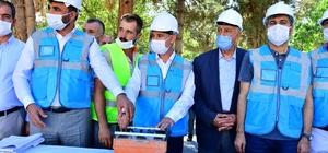 Yeşilyurt Belediyesi Gündüzbey sosyal tesislerinin temel atma töreni gerçekleşti