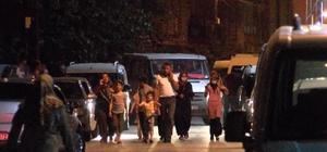 Malatya beşik gibi sallanıyor 4,8 büyüklüğündeki deprem vatandaşları sokağa döktü