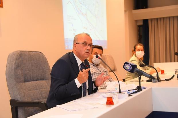 Salihli Belediye meclisinden maske, mesafe ve temizlik uyarısı