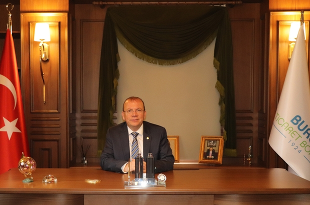 """Bursa Ticaret Borsası Başkanı Özer Matlı: """"İhracat rakamlarındaki artış umut verici"""" """"Ekonomideki olumsuz hava dağıldı"""" """"Türkiye, küresel ticaretin güvenli limanı"""""""