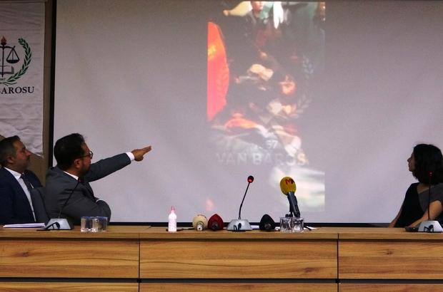 Batan teknenin faciadan önceki görüntüleri ortaya çıktı Van Barosu olayın kaza değil katliam olduğunu belirtti