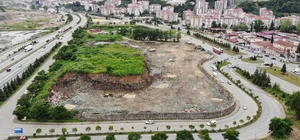 Doğu Park'taki çöp ve molozların yüzde 70'i kaldırıldı