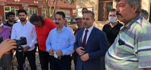 Milletvekili Çakır, 27 yıl önce terör baskınının yaşandığı Uluköylüleri unutmadı