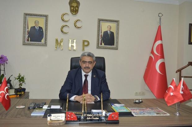 MHP Aydın ilçe kongreleri başlıyor Kongreler 17 Ağustos'da Koçarlı ve Karacasu ile start alacak