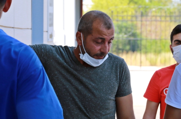 8 yaşındaki oğlu ağabeyi tarafından öldürülen babanın çaresiz duruşu yürekleri burktu