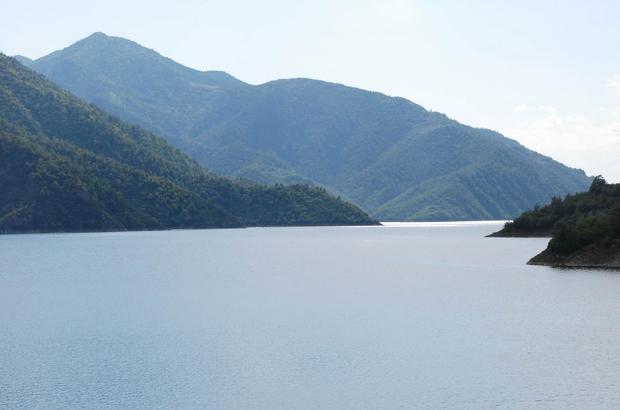 Samsun'da bazı barajların doluluk oranları yüzde 2 düştü Geçen sene ağustos ayında yüzde 71,6 olan doluluk oranı bu sene aynı ayda yüzde 69,6'ya geriledi