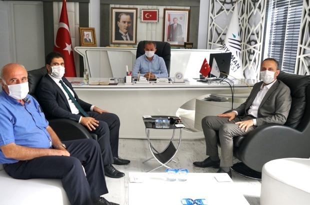 Genel Müdür Turşucu'dan Kılınç'a ziyaret
