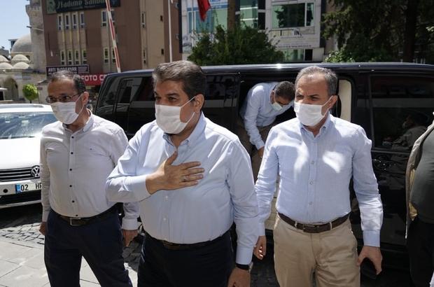 Esenler Belediye Başkanı Göksu'dan Kılınç'a ziyaret