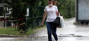 Erzincan normalinin 2 katından fazla yağış aldı