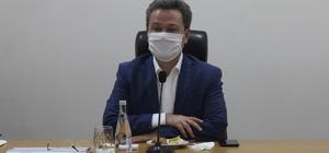 """Giresun Valisi Ünlü: """"Maske, mesafe ve temizlik bu üçüne önemle riayet etmeliyiz"""""""