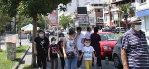 Tekirdağlılar maskesiz sokağa çıkmıyor Maske denetimi sonuç verdi