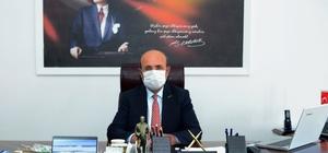 """Belediye Başkanı Ekicioğlu, """"Artan salgın vakalarına karşı tedbirleri arttırıyoruz"""""""