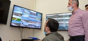 Kaçak dökümlere kameralı takip Kaçak dökümlere karadan ve havadan kamera ile izleniyor