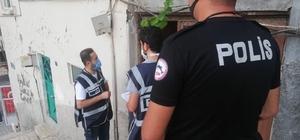 Kahramanmaraş'ta yakalanan 25 kişi tutuklandı