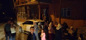 Deprem Bahçesaray'da hissedildi Vatandaşlar sokağa çıktı