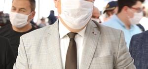 Melikgazililer maskesiz sokağa çıkmıyor