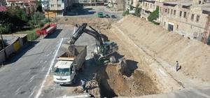 Nevşehir'de kentsel dönüşüm projesi için ilk kazma vuruldu Nevşehir'de 20 yıllık hayal gerçekleşiyor